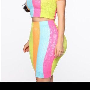 Dresses & Skirts - Skirt set